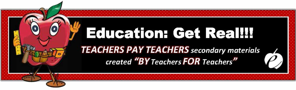 Education: Get Real!!!